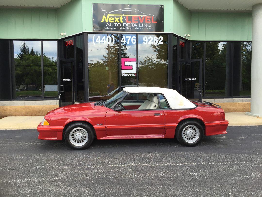 1987 Mustang GT Convertible